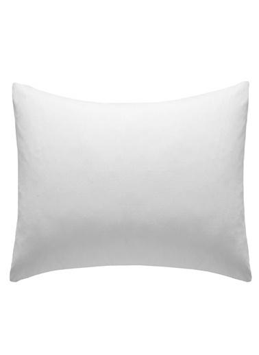 Alla Turca 2'li Yastık Kılıfı 60X60 Beyaz